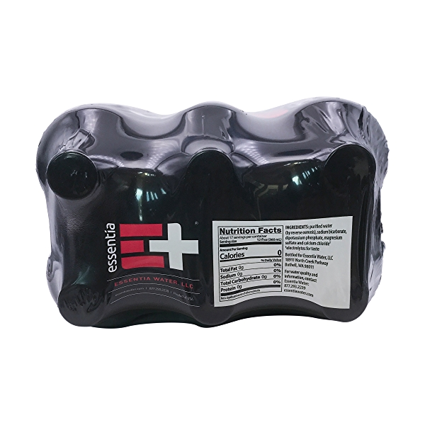 Essentia Ionized Alkaline Water (6 Pk), 1.6 gal 3