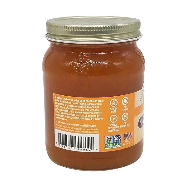 Sugar Free Apricot Preserves, 10 oz 3