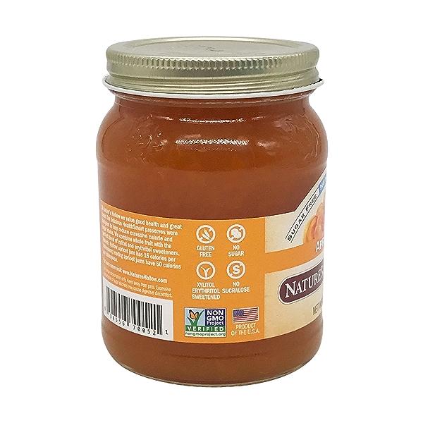 Sugar Free Apricot Preserves, 10 oz 4