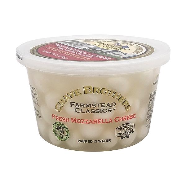Fresh Mozzarella Cheese Perlines 2