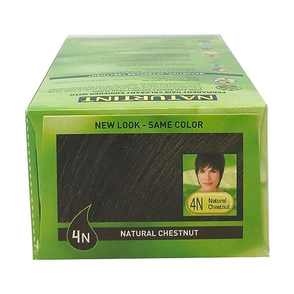 4N Natural Chestnut Permanent Hair Color, 5.6 fl oz 6