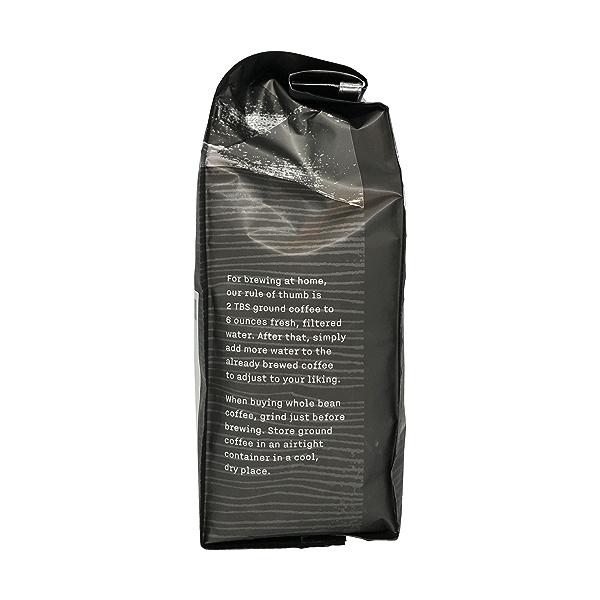 Organic Dark French Roast Whole Bean Coffee, 12 oz 2