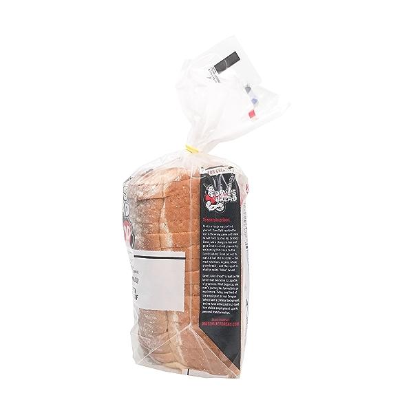 Organic White Bread Done Right, 24 oz 2