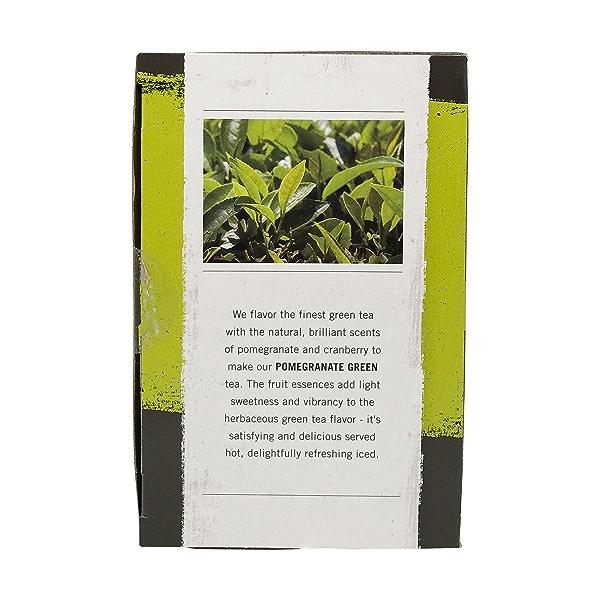 Organic Pomegranate Green Tea, 1.4 oz 2
