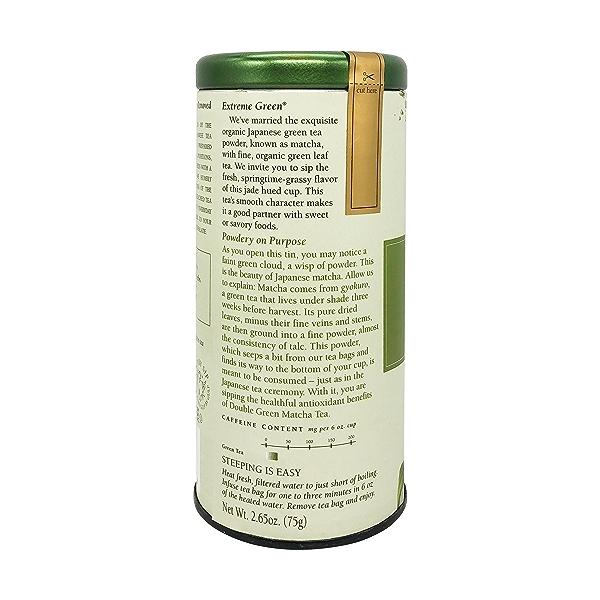 Double Green Matcha Tea, 2.65 oz 3