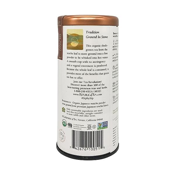 Matcha Tea, 1 each 2