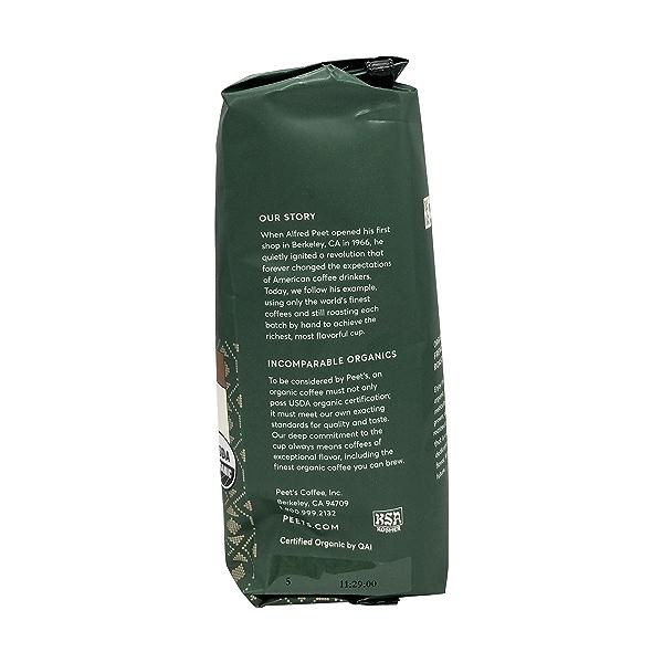 Organic French Ground Coffee, 10.5 oz 2