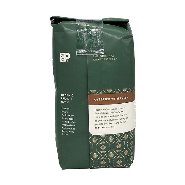 Organic French Ground Coffee, 10.5 oz 3