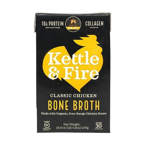 Chicken Bone Broth, 16.9 oz 1