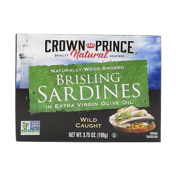 Brisling Sardines In Extra Virgin Olive Oil 1