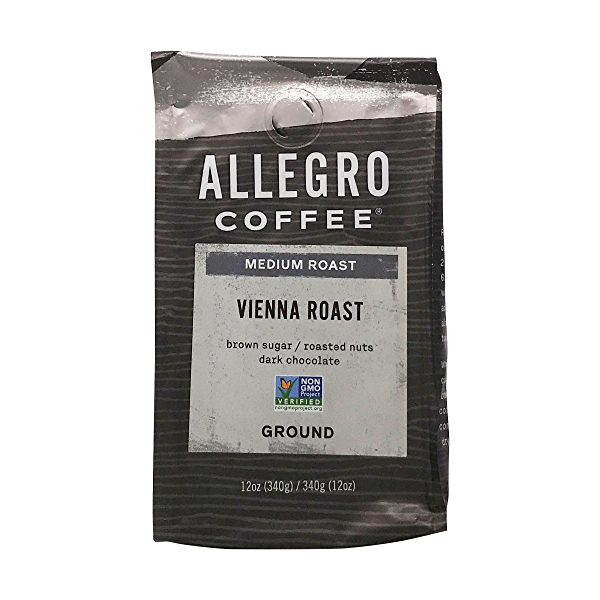 Vienna Roast Ground Coffee, 12 oz 1