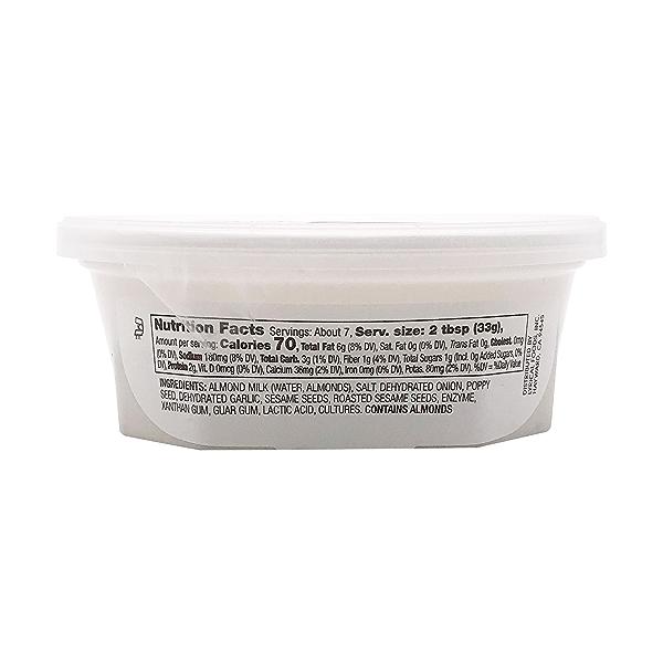 Everything Cream Cheese Style Spread, 8 oz 2