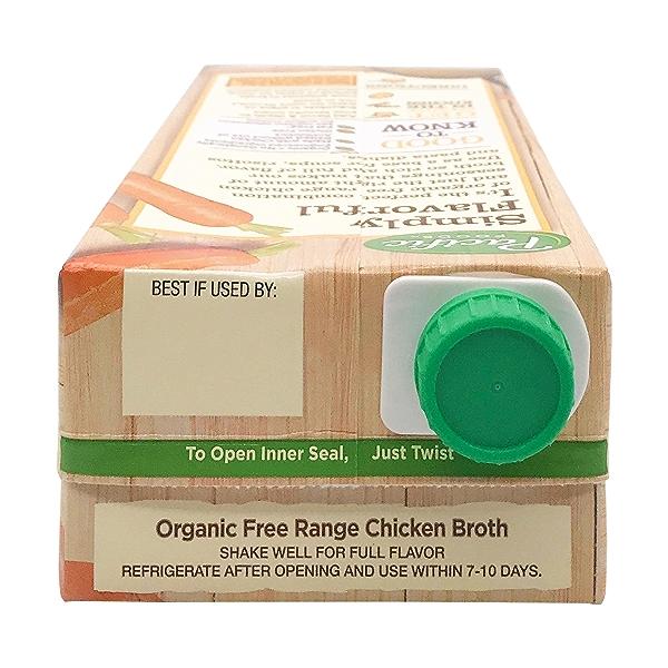 Organic Free Range Chicken Broth, 32 fl oz 5