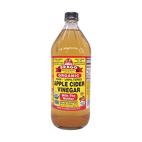 Organic Apple Cider Vinegar, 32 fl oz 1