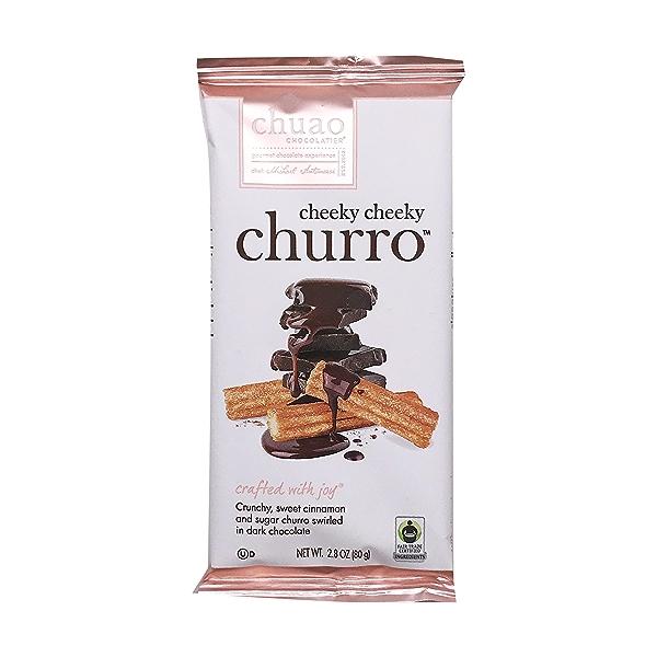 Cheeky Cheeky Churro Chocolate Bar, 2.8 oz 1