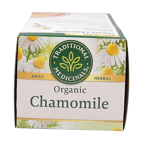 Organic Chamomile Herbal Tea, 0.74 oz 5