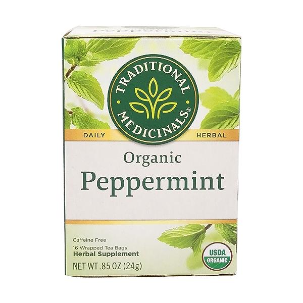 Organic Peppermint, 0.85 oz 1