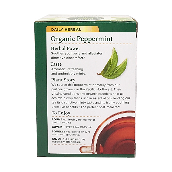 Organic Peppermint, 0.85 oz 2