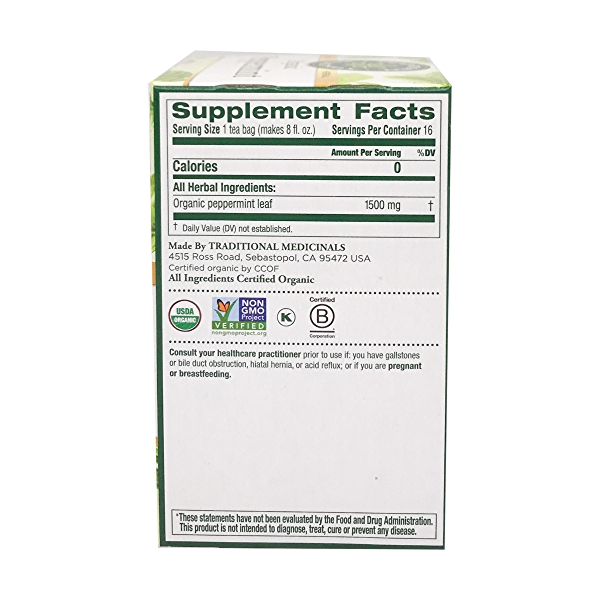 Organic Peppermint, 0.85 oz 4