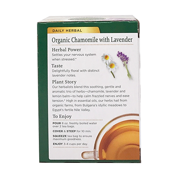 Organic Nighty Night Tea, 0.85 oz 2