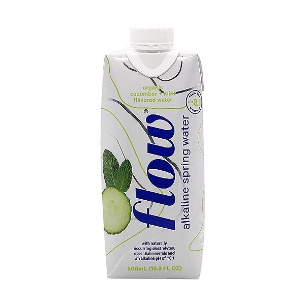 Organic Cucumber Mint Spring Water, 16.9 fl oz 1