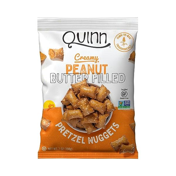 Peanut Butter Filled Pretzels, 7 oz 1