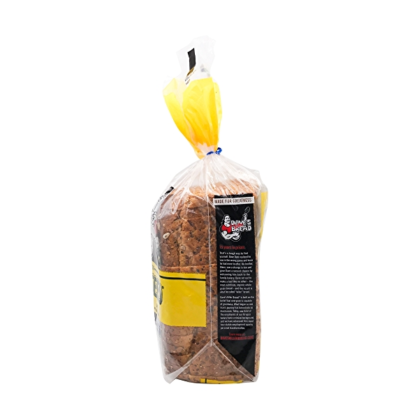 Organic Good Seed Bread, 27 oz 3