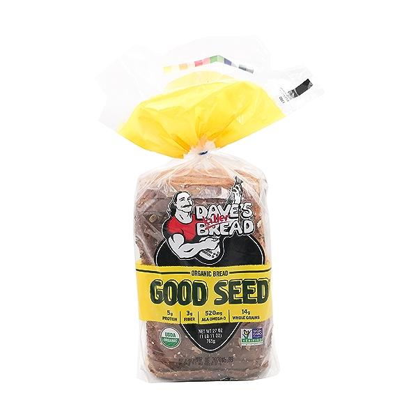 Organic Good Seed Bread, 27 oz 1