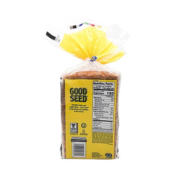 Organic Good Seed Bread, 27 oz 2