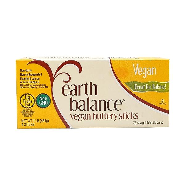 Vegan Buttery Sticks 1