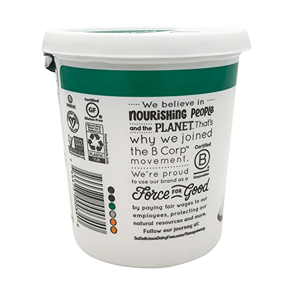 Unsweetened Coconutmilk Yogurt Alternative, 24 oz 3