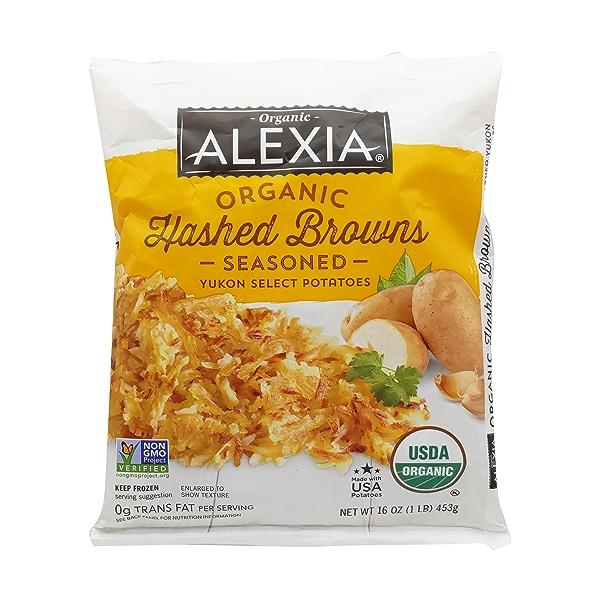 Organic Seasoned Hashed Browns, 16 oz 1