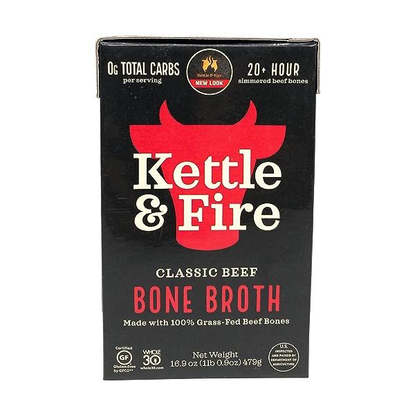 Beef Bone Broth, 16.9 oz 1