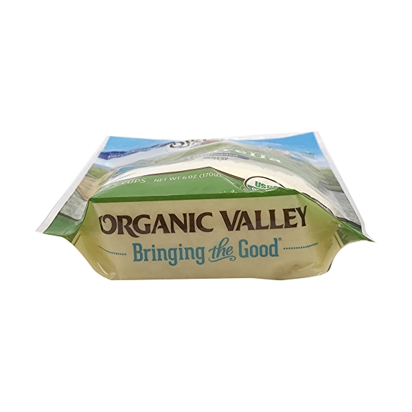 Organic Finely Shredded Mozzarella Cheese 3