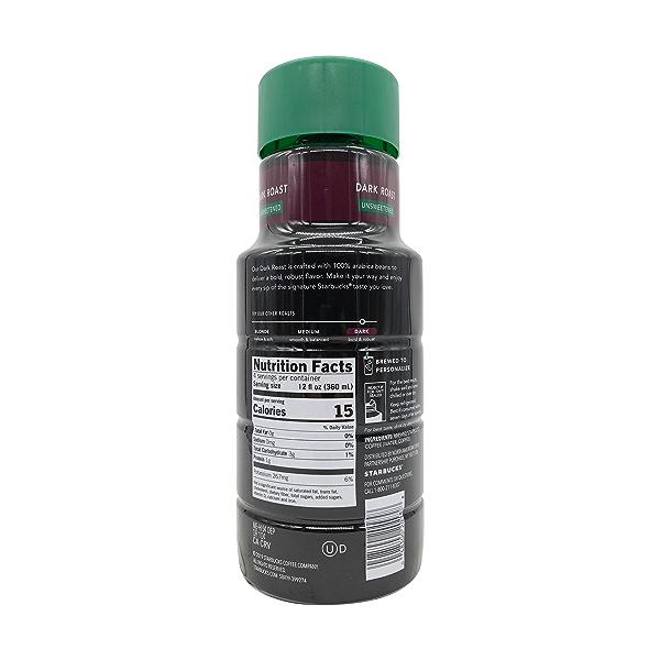 Dark Roast Iced Coffee, 48 fl oz 2