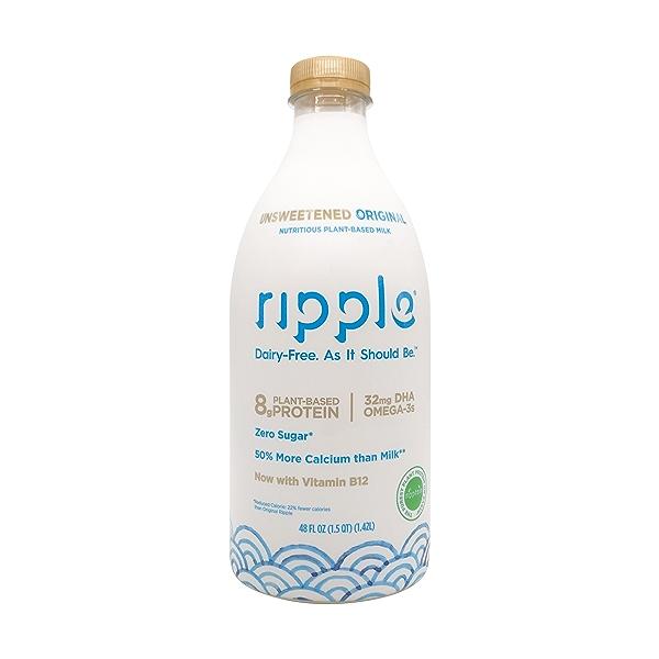 Unsweetened Non-dairy Beverage, 48 fl oz 1