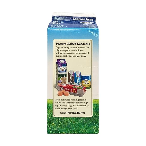 Lactose Free 2% Reduced Fat Milk, 0.5 gallon 2