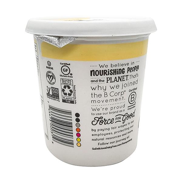 Vanilla Coconutmilk Yogurt Alternative, 24 oz 3