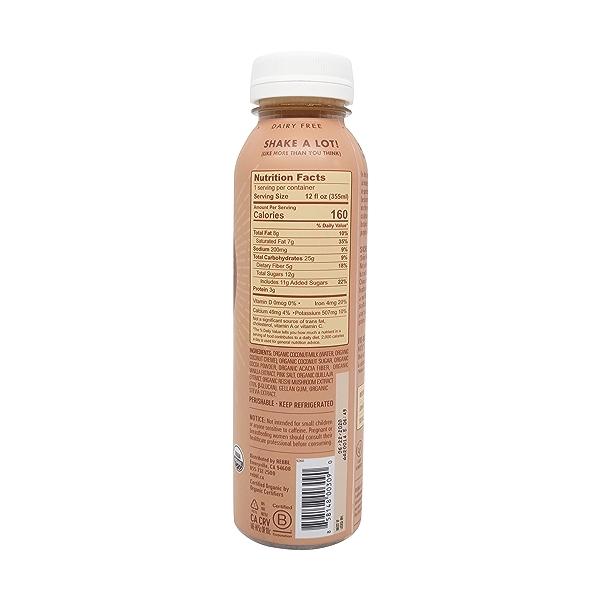 Reishi Chocolate With Coconut Milk, 12 fl oz 2
