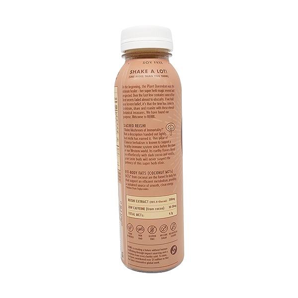 Reishi Chocolate With Coconut Milk, 12 fl oz 3