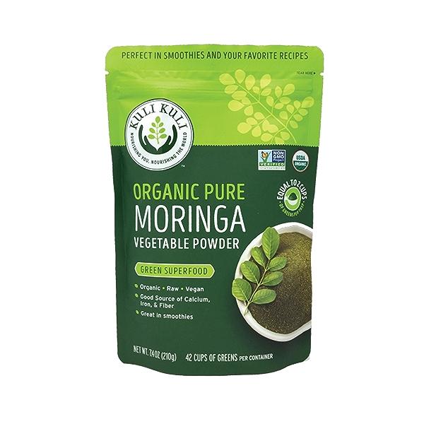 Moringa Vegetable Powder, 7.4 oz 1