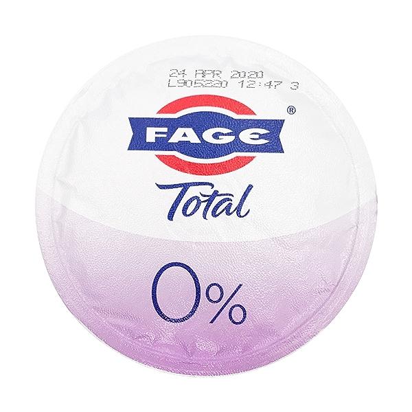 Total 0% Plain Greek Yogurt, 35.3 oz 4