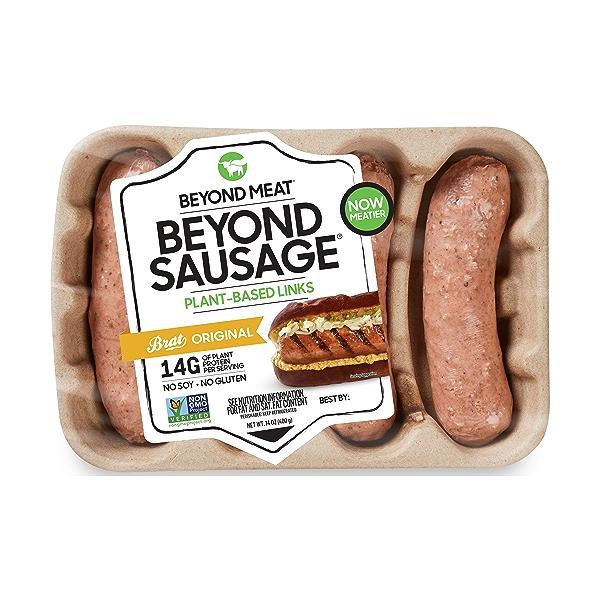 Brat Original Beyond Sausage 1