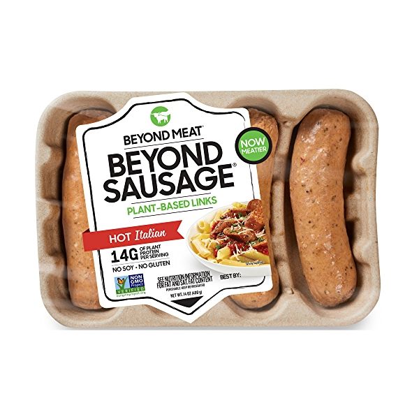 Hot Italian Beyond Sausage 1