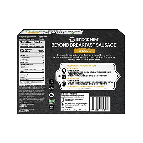 Beyond Breakfast Sausage Classic 2