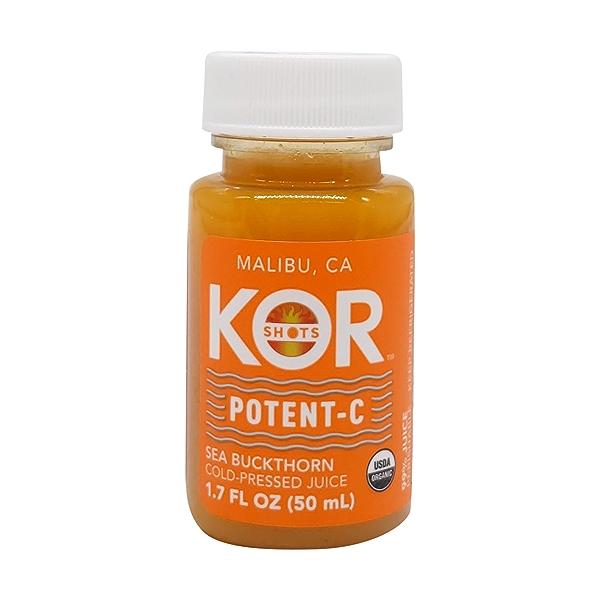 Organic Potent C Shot, 1.7 fl oz 1