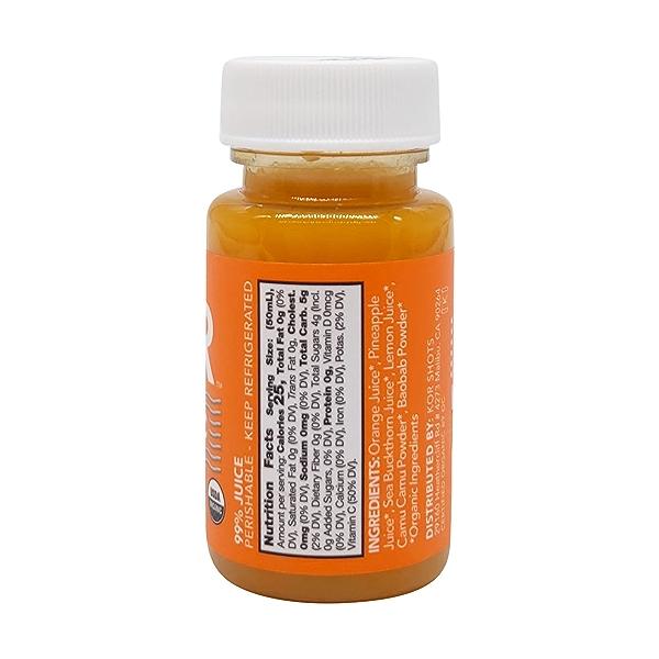 Organic Potent C Shot, 1.7 fl oz 2