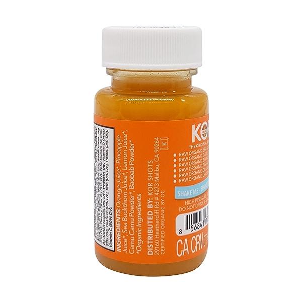 Organic Potent C Shot, 1.7 fl oz 3