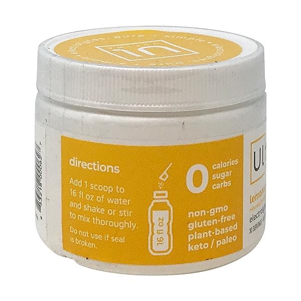 Lemonade Electrolyte Powder, 3.7 oz 3