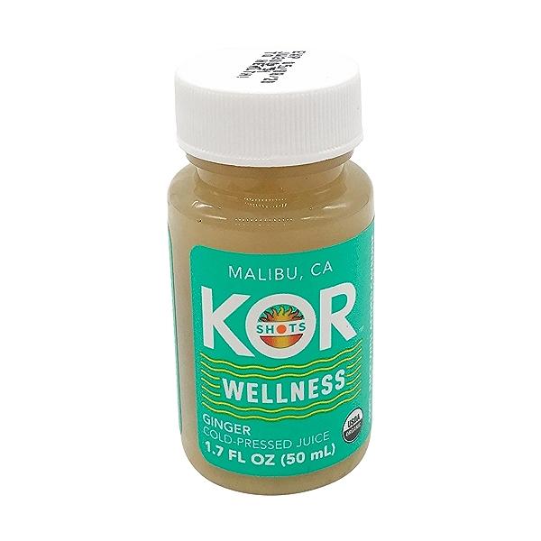 Organic Wellness Ginger Shot, 1.7 fl oz 1